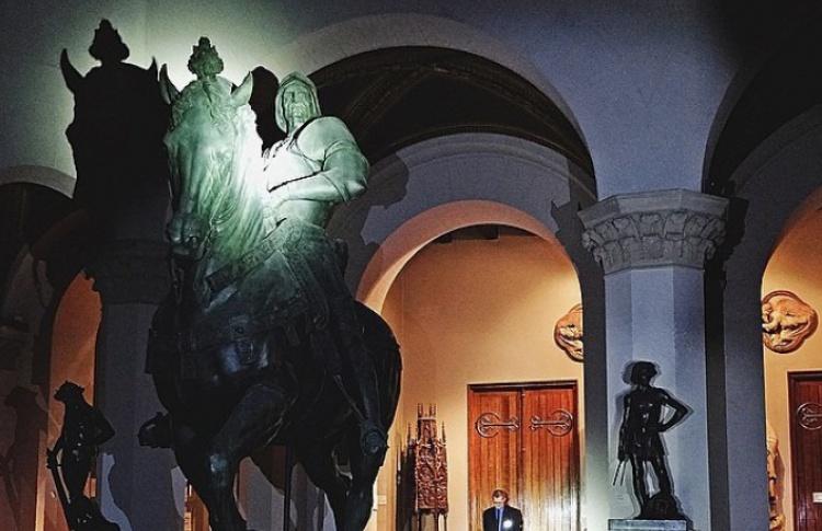 «Ночь в музее» и День парков повторят на следующих выходных