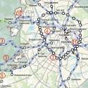 Появилась карта будущего московских железных дорог