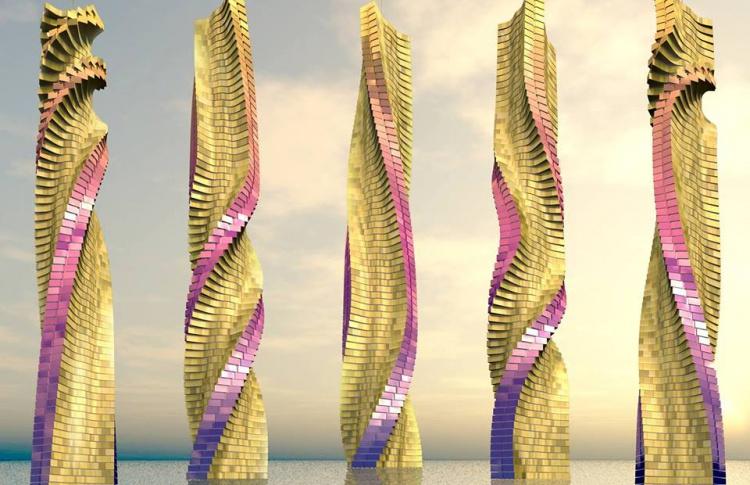 Лекция Дэвида Фишера: Динамическая архитектура будущего