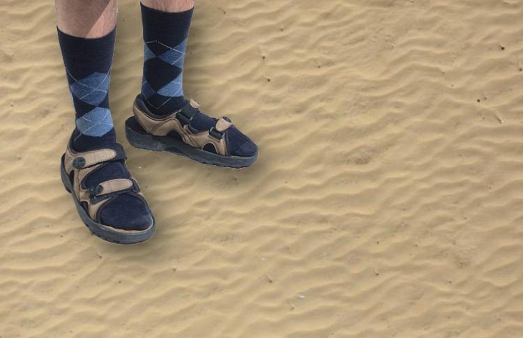 10 ужасов мужской летней моды
