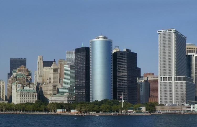 Современная архитектура Нью-Йорка