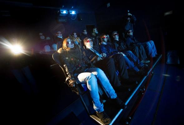 5D-кинотеатр парка «Сокольники» - Фото №2