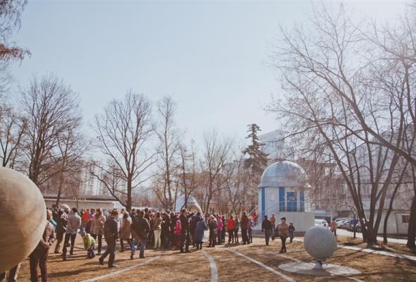5D-кинотеатр парка «Сокольники» - Фото №1