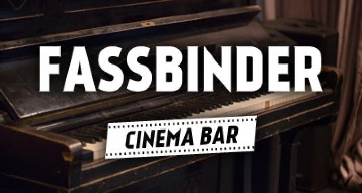 Fassbinder Cinema Bar