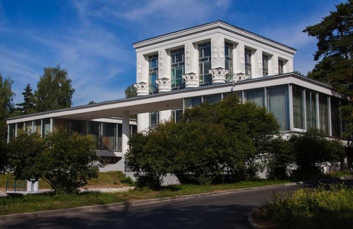 Музей кино переедет в 36-й павильон ВДНХ
