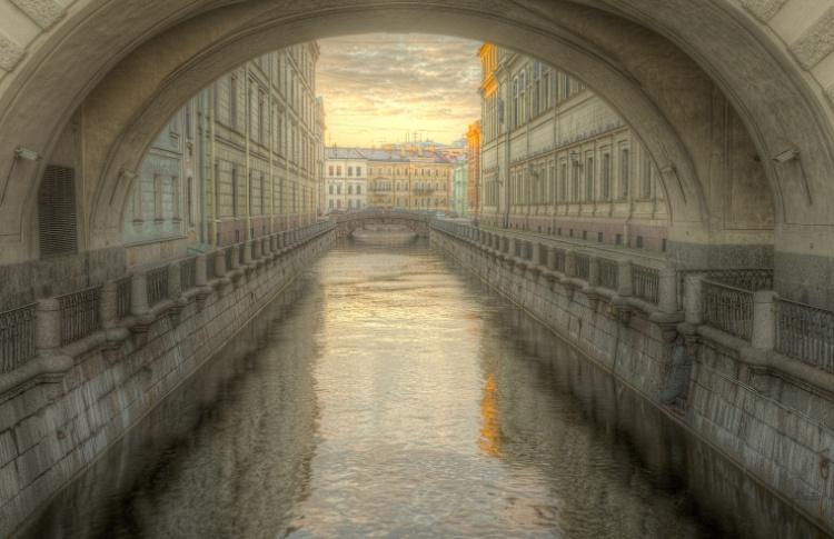 Волшебный Петербург