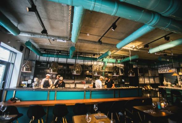 15 китчен бар - Фото №10