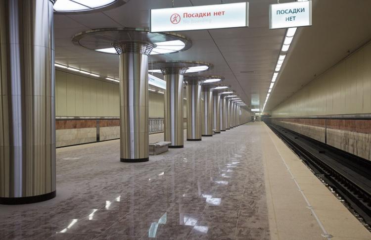 Станцию «Котельники» откроют до августа