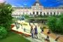 В парке перед Павелецким вокзалом посадят деревья и запустят фонтаны