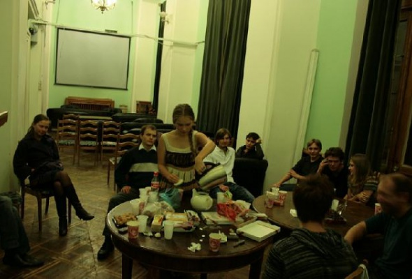 Киноклуб факультета журналистики МГУ - Фото №1
