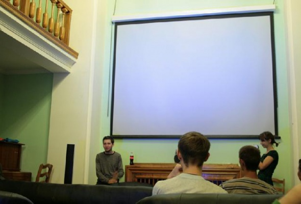 Киноклуб факультета журналистики МГУ - Фото №0