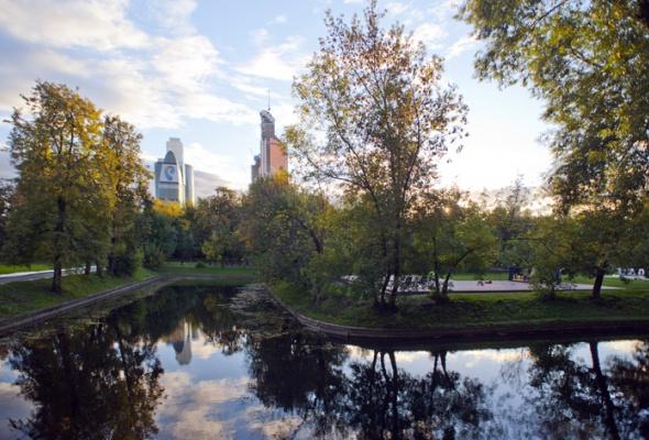 Парк на Красной Пресне - Фото №4