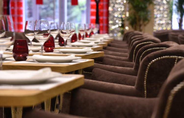 Денис Симачев открыл новый ресторан