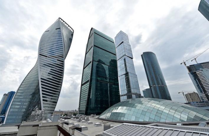 В Москва-Сити появятся три ветки метро