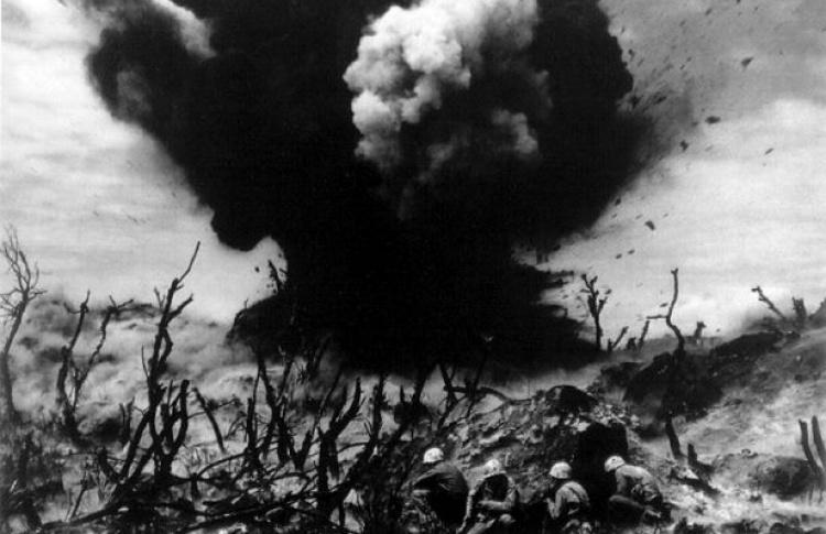 Размышляя о фотографиях времен Второй мировой войны