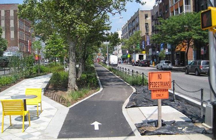На окраинах проложат велосипедное «Зеленое кольцо»