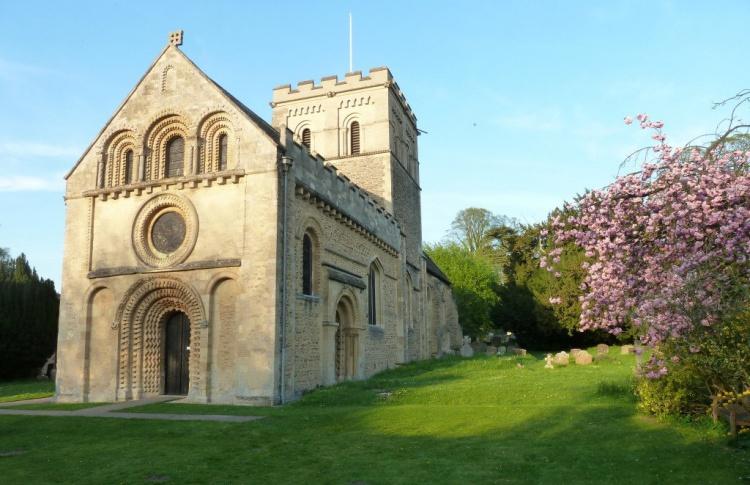 Фантастическая архитектура Англии