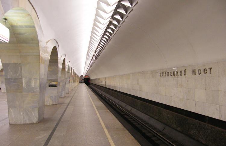 В субботу снова закроют центральные станции метро
