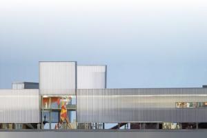 В новом здании «Гаража» будут играть в пинг-понг