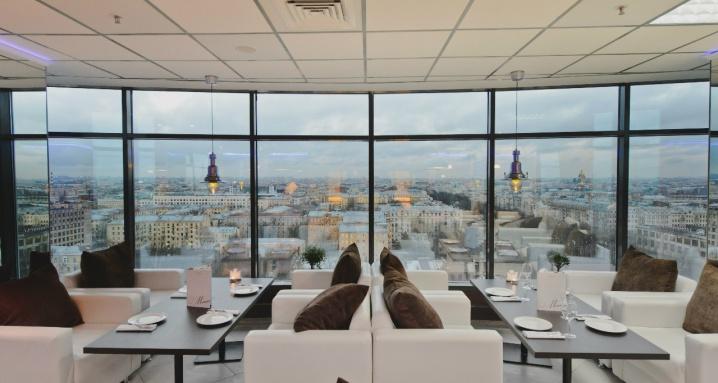 Я люблю… La Panorama