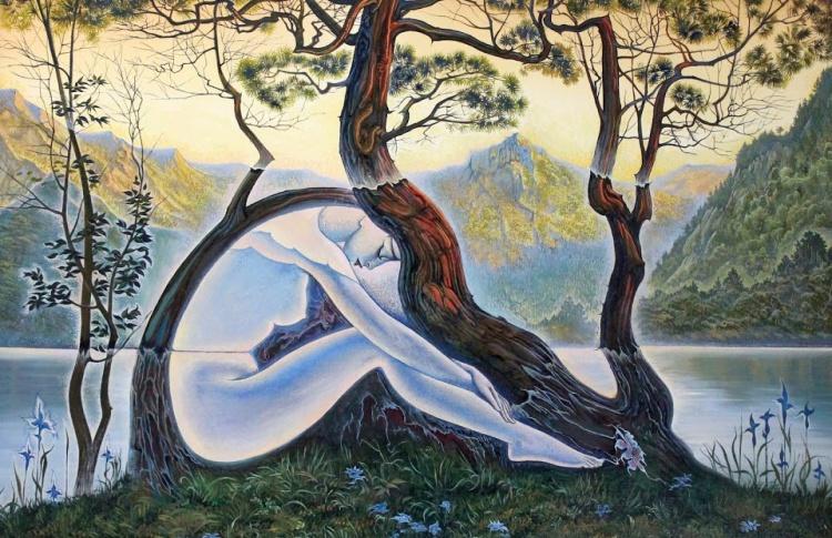 Виктор  Жидяев. Искусство, рожденное на Байкале