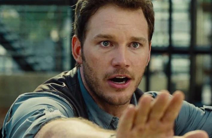 Крис Прэтт: «В мире динозавров я велоцираптор»