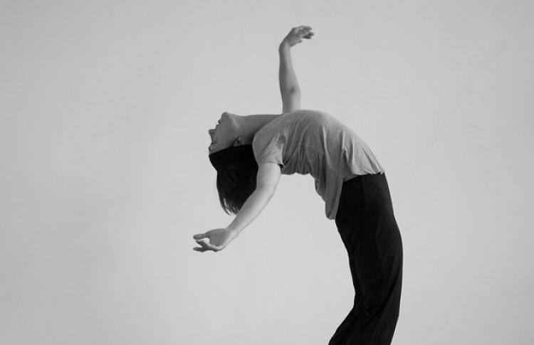 Современный танец без комментариев