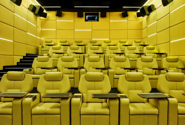 Кинотеатр Москва  - Фото №17