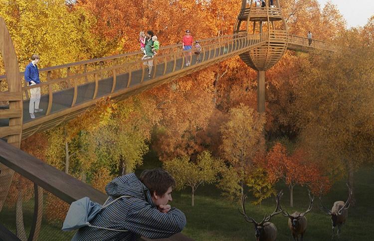 Сокольники хотят стать «лучшим парком Земли»