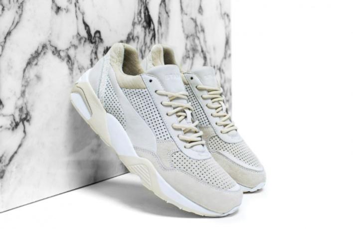 На этих выходных в продаже появятся кроссовки Puma x Stampd R698 «Desert Storm»