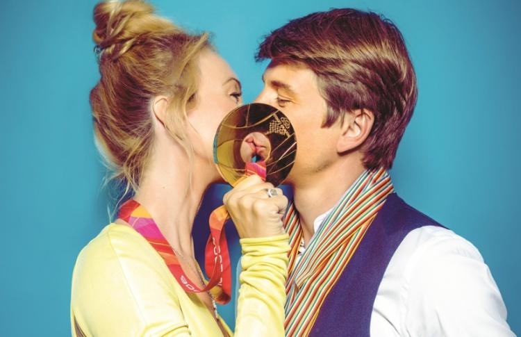 Поцелуи России