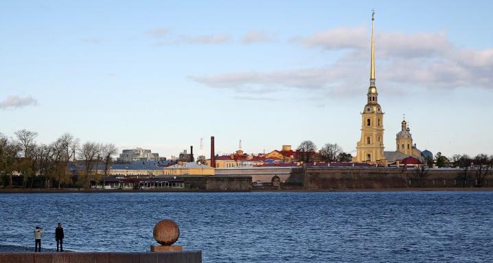 Государственный музей истории Санкт-Петербурга, Петропавловская крепость