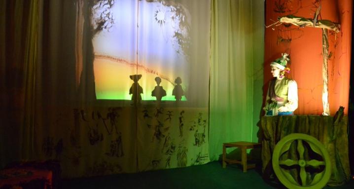 У Нарвских ворот, детский драматический театр