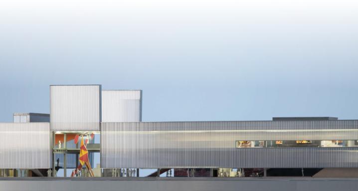 Музей современного искусства «Гараж» (Новое здание)