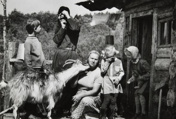 Людмила Иванова. Фотографии 1980–90-х - Фото №3