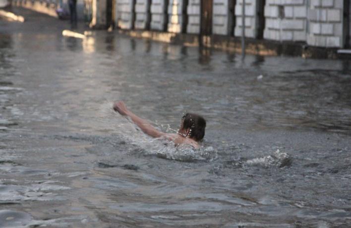 Мокрое лето 2015-го