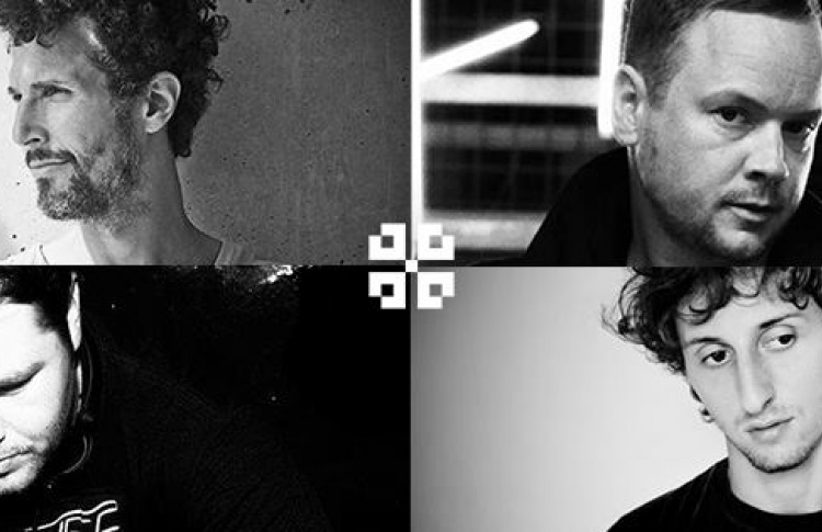 JOSH WINK, MARCEL FENGLER, LUCY, MØRBECK @ Monasterio Night in Space Moscow
