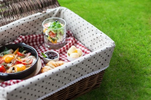 В «Бочке» появились завтраки на траве