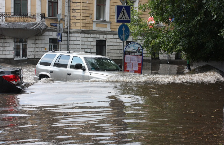 В Москве отремонтируют дождевую канализацию