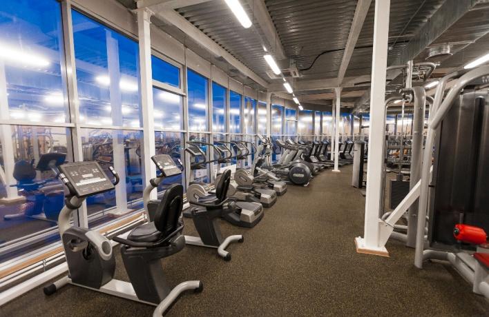 Fitness House в Рыбацком