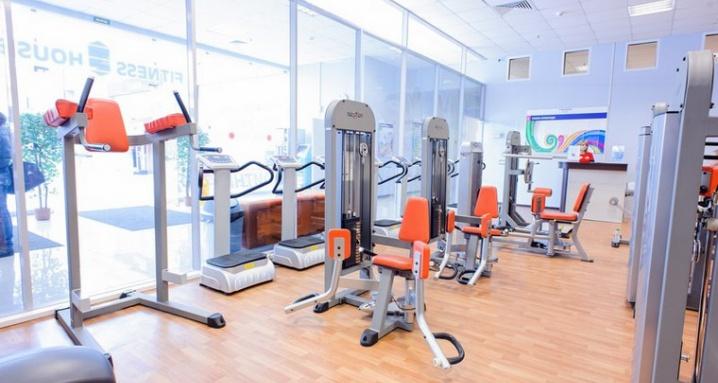 Fitness House Basic на Коломяжском