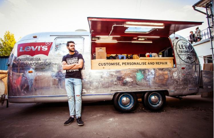 Levi's запустил бесплатную акцию по преображению старых джинсов