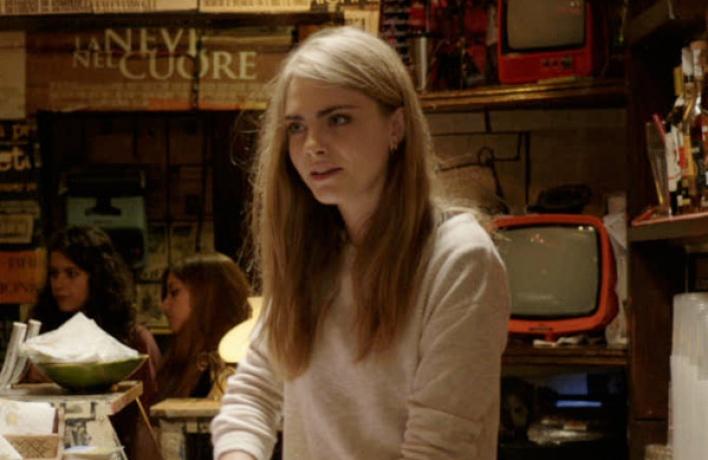 Кара Делевинь: «Не соглашаюсь на роли, от которых не хочется плакать»