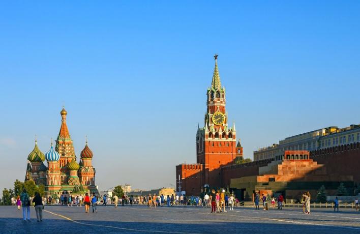 У Москвы появится собственный аромат