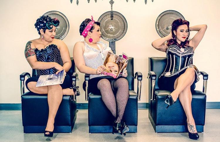 Пять летних акций в московских салонах красоты