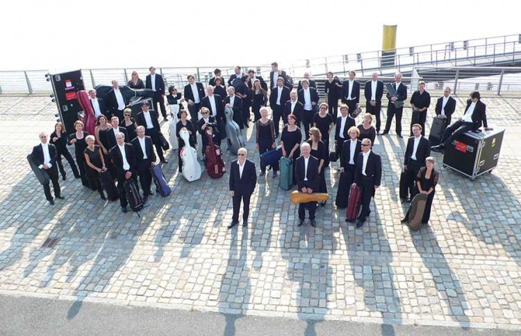 Немецкий камерный филармонический оркестр Бремена