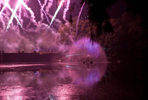 Ночь света в Гатчине - Фото №2