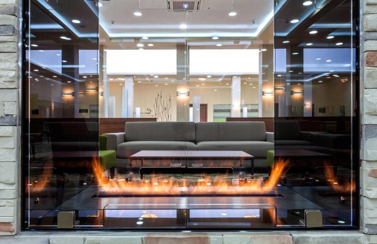Hilton Garden Inn на Новой Риге