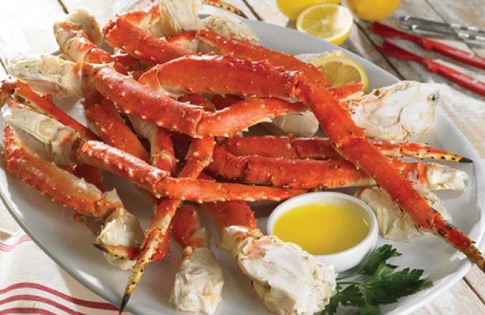 Летний фестиваль морепродуктов