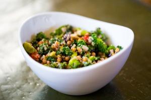 «Зеленая кухня» научит жить без глютена